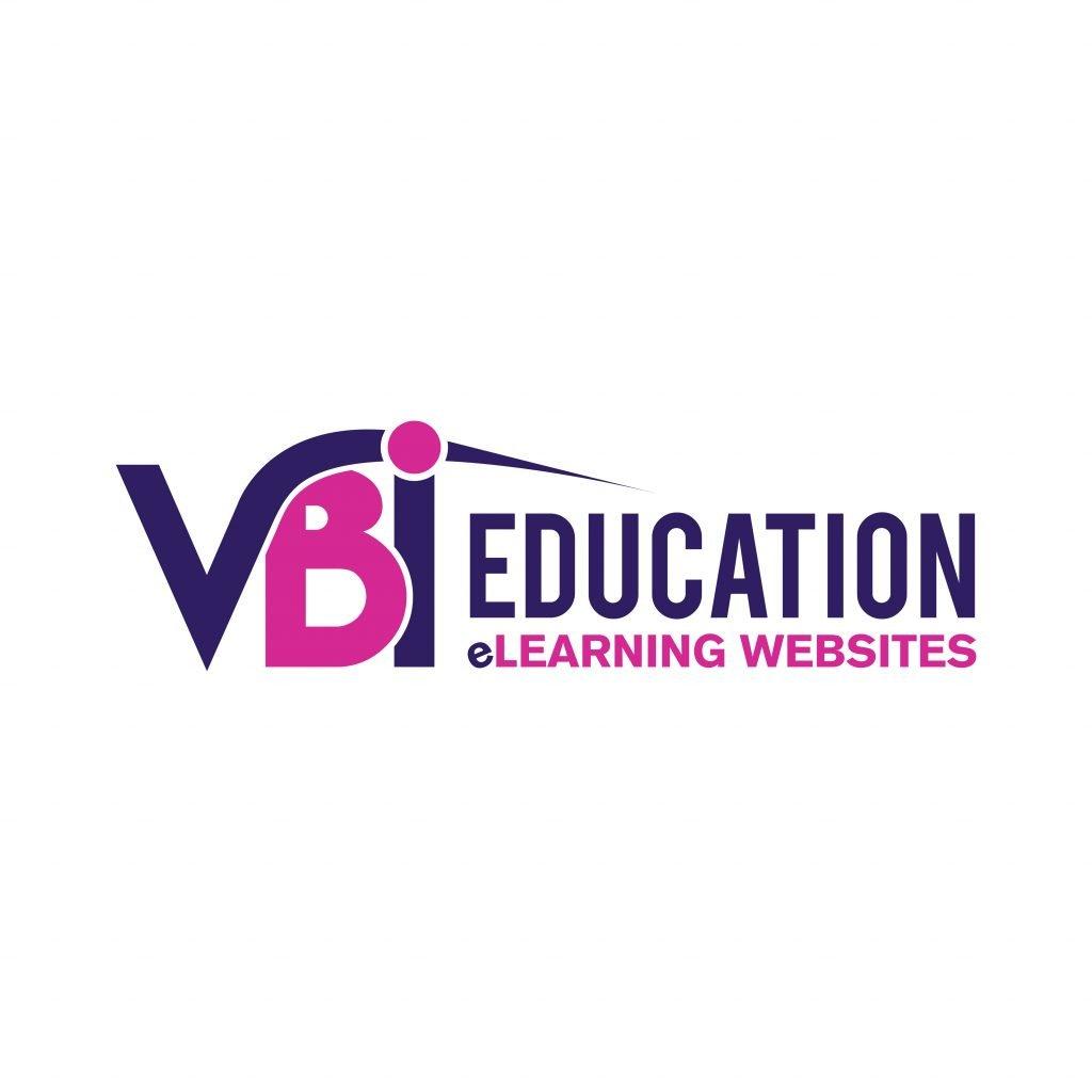 VBI Education eLearning websites logo